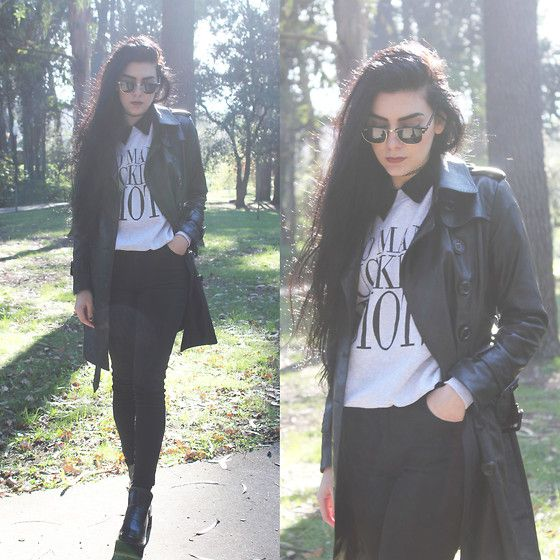 Style Moi Parka, Young Hungry Free Boots