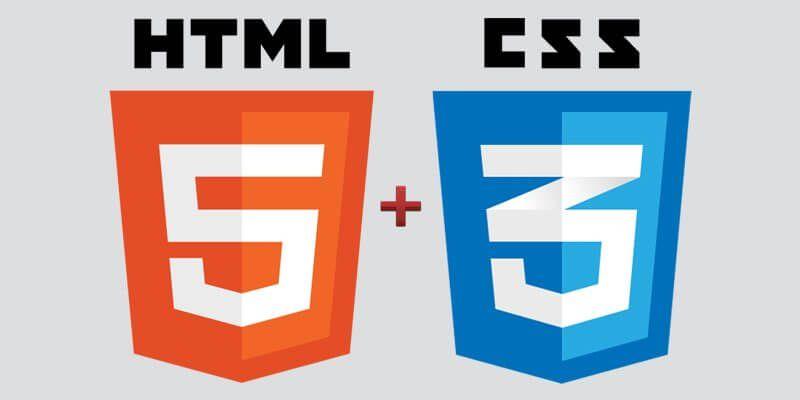 html and css basic language