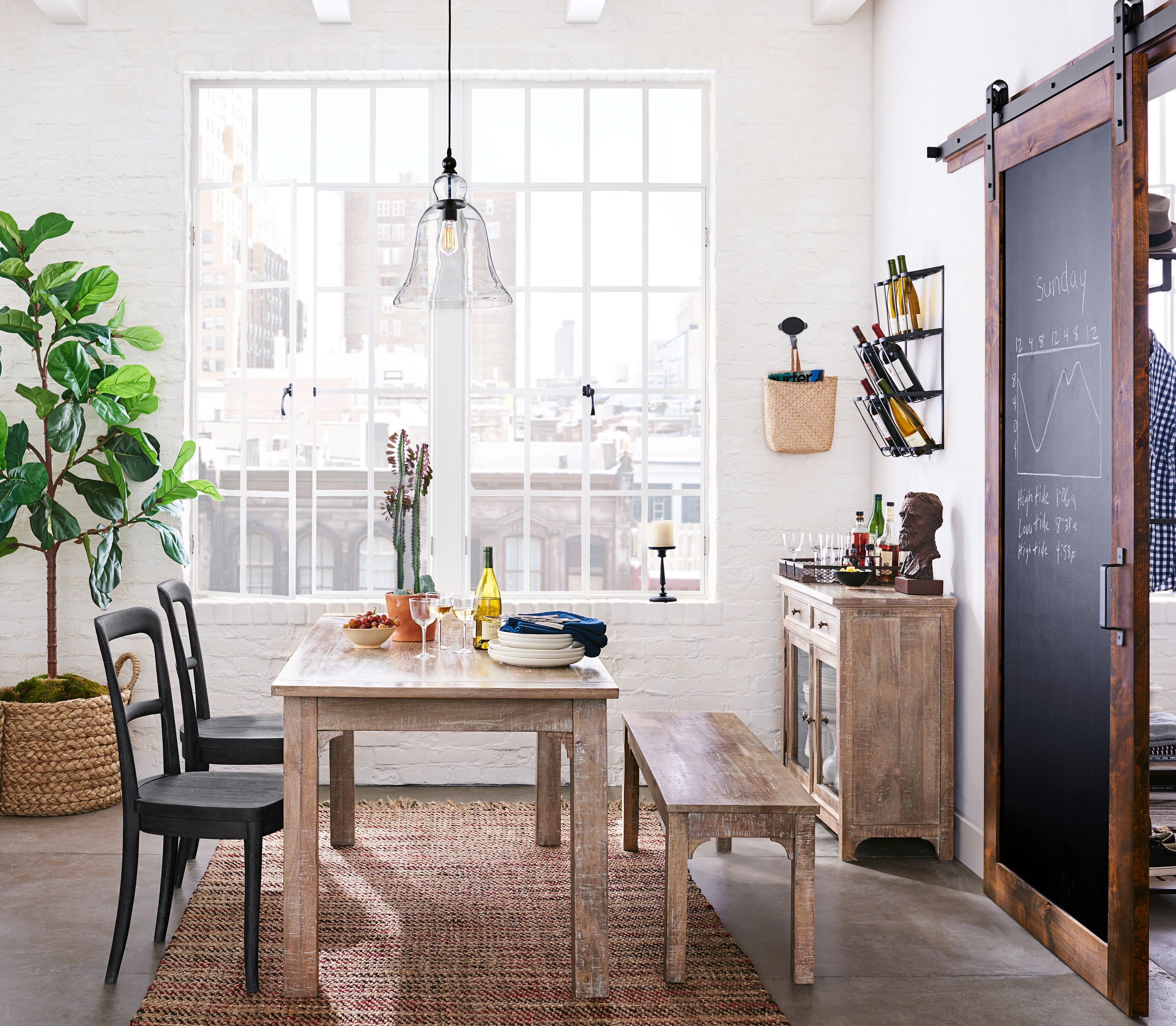 Pottery Barn Launches Pb Apartment To Focus On Small Spaces
