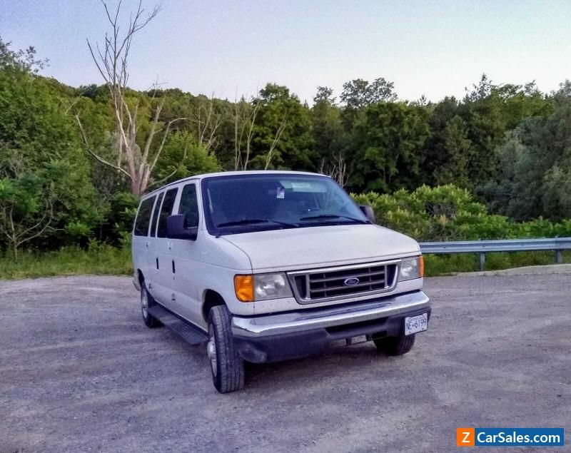 Car For Sale Ford E Series Van