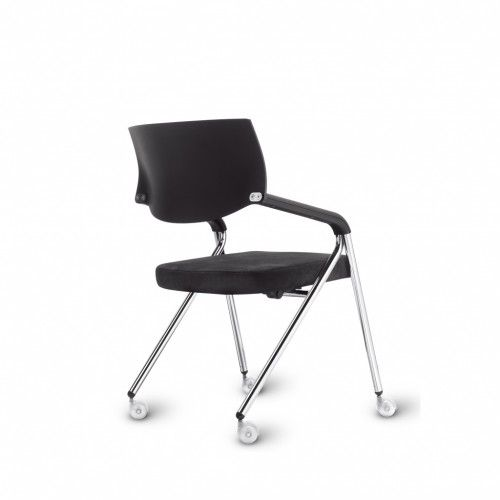 Dauphin Join Me Besprechungsstuhl Stapelstuhle Stuhle Sitzen