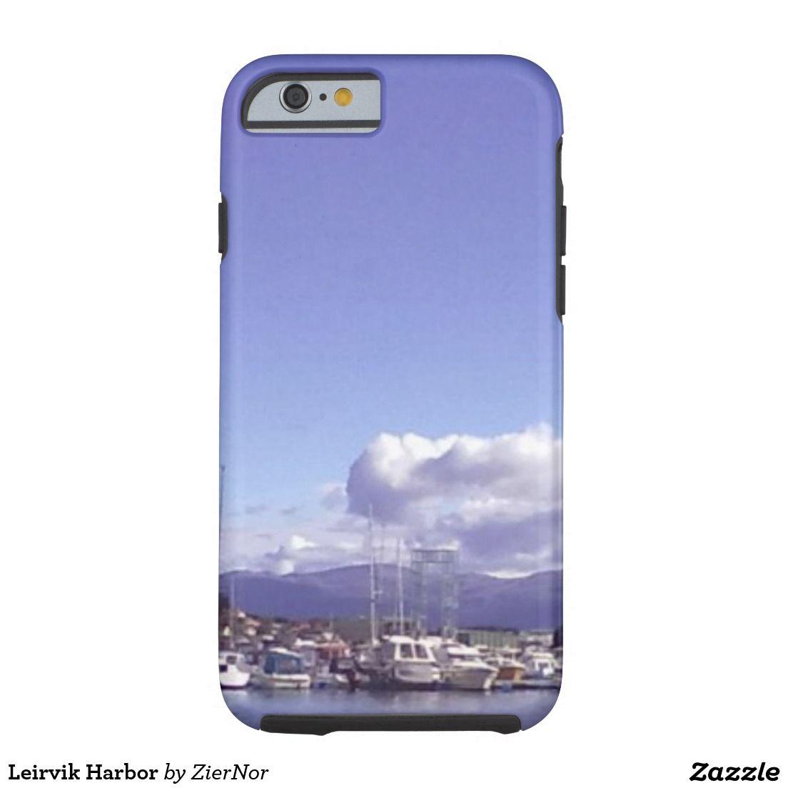 Leirvik Harbor Tough iPhone 6 Case