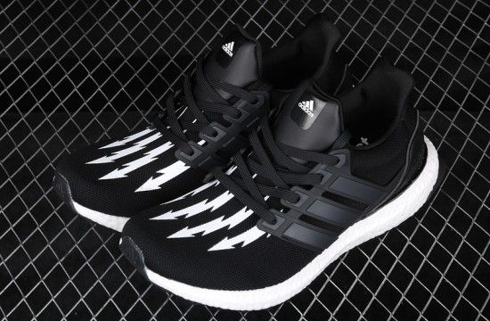 Neighborhood x Adidas Ultra Boost Thunderbolt Black in 2020