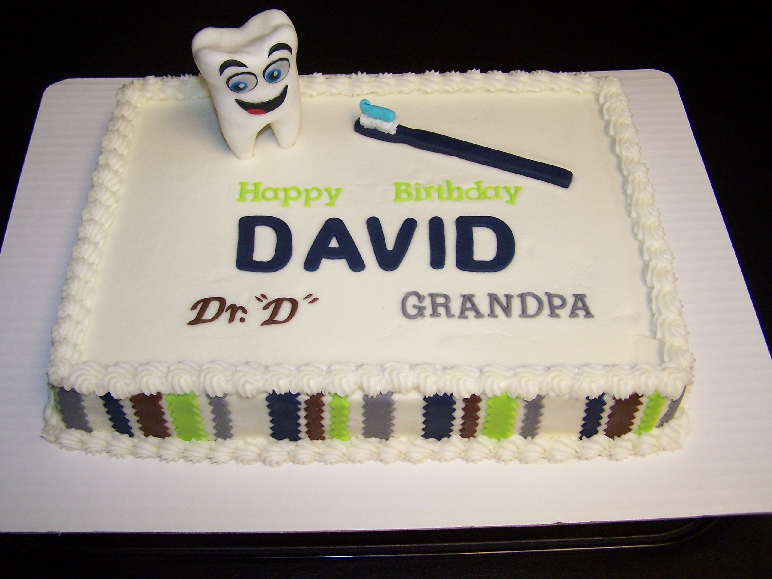 dr david drummond a dentist in bentonville celebrated his