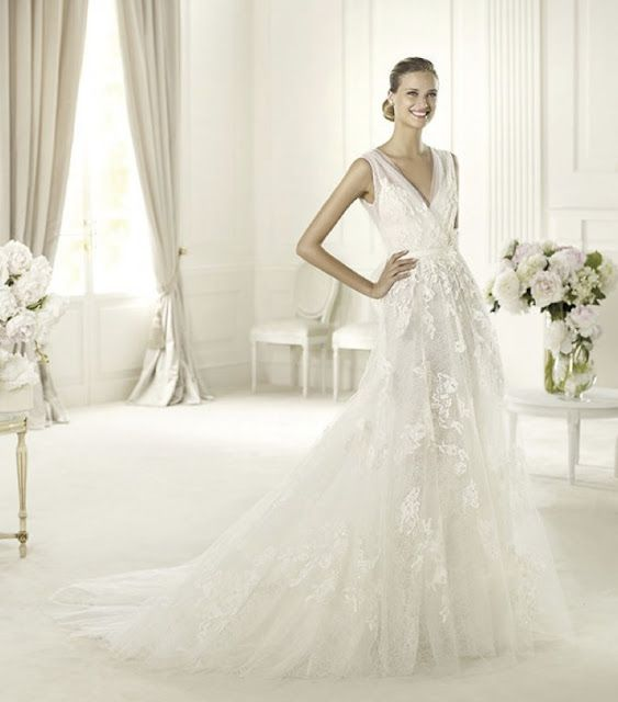 Wedding Gowns By Elie Saab 2013