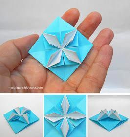 Just click the link for more information on Origami Fun #origami #papercrafts