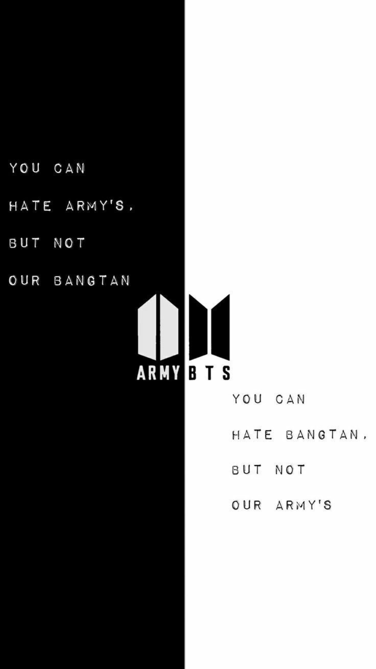 Army And Bts Is Not Only An Idol And Fan Relationship But A Family