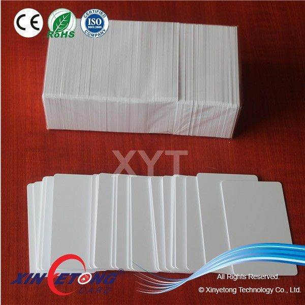 230pcs Individually Wrapped Inkjet Pvc Cards For Epson And Canon Printer Printable Business Cards Nfc Sticker Cards
