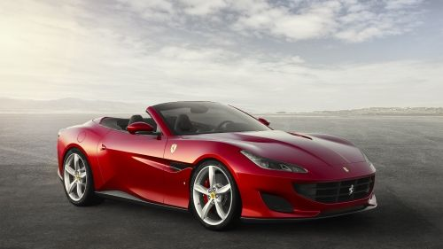 Reviews are in for the new Ferrari Portofino, California T's replacement #newferrari