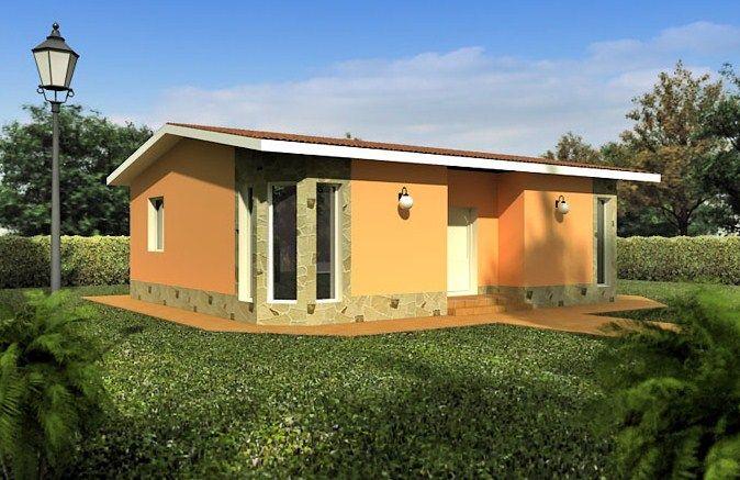 modelos de casas sencillas ideas casa pinterest