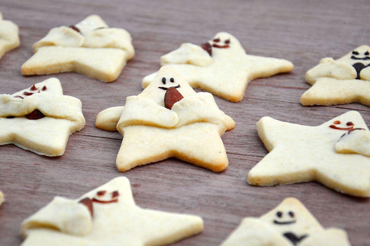 Biscotti Di Natale 1 Uovo.Pin Su Natale
