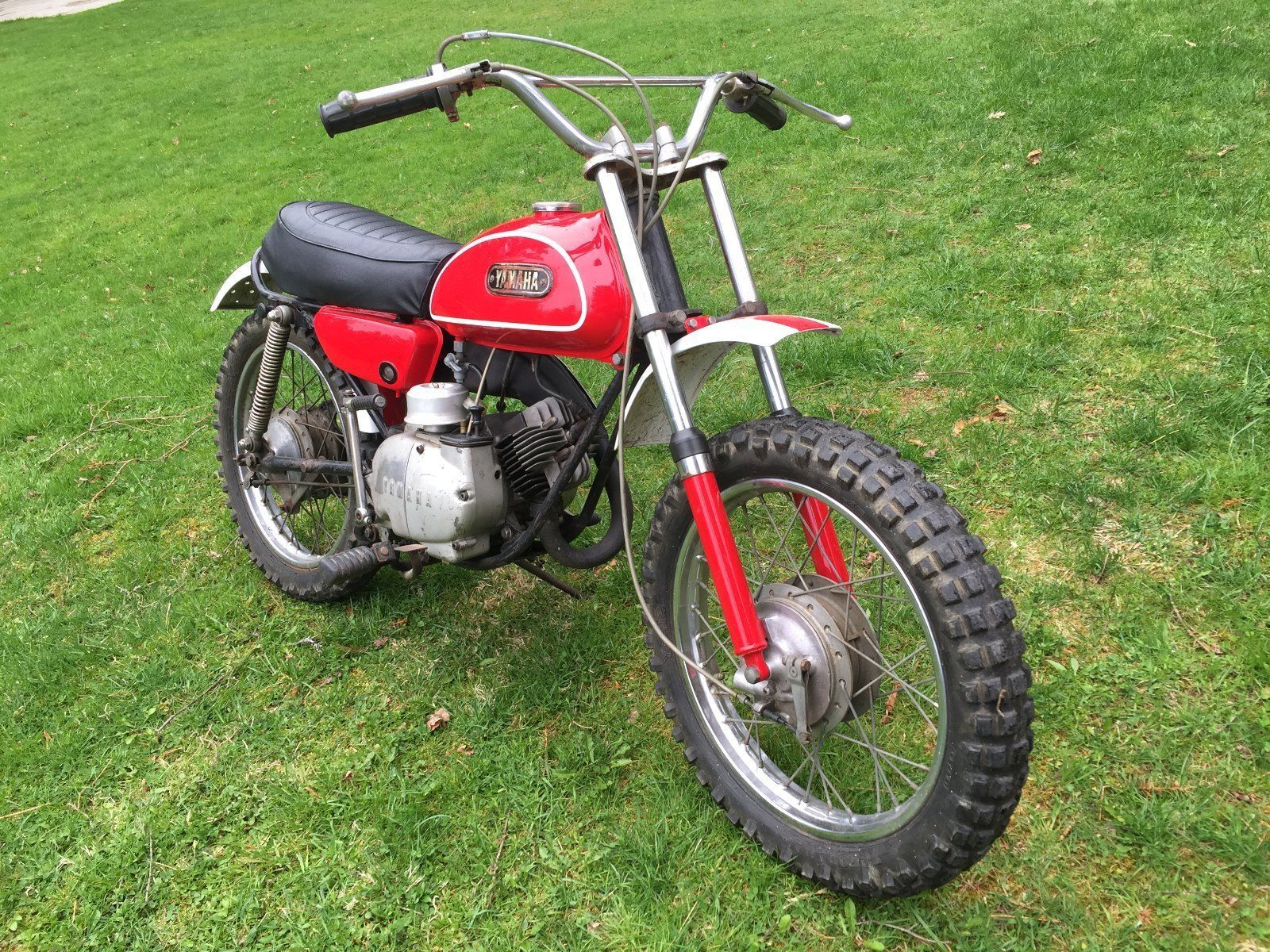 1971 yamaha jt1 mini enduro 60 ahrma vintage dirt bike. Black Bedroom Furniture Sets. Home Design Ideas