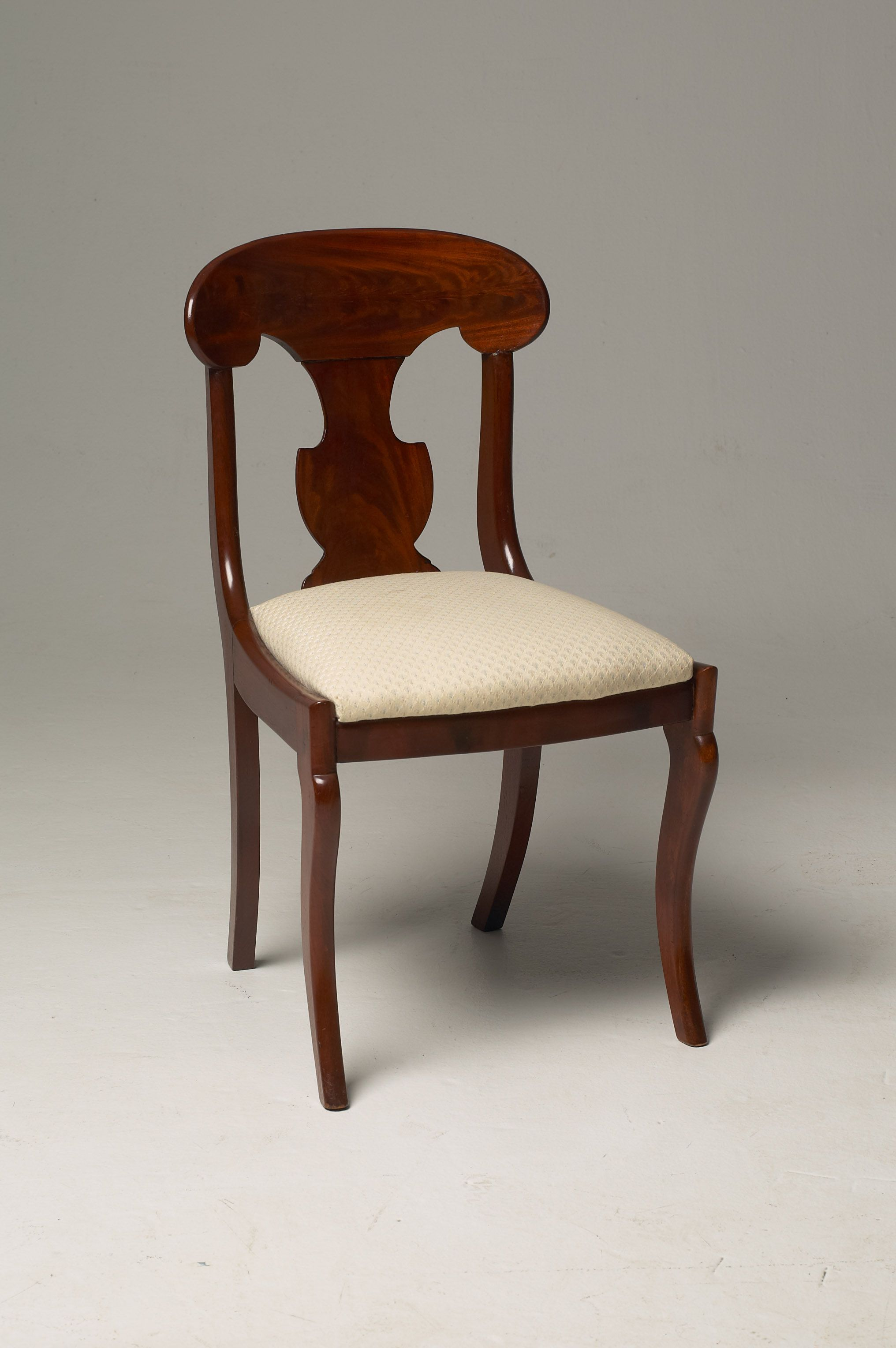 Chairs, Circa 1835, Attributed To J. & J. Meeks, New York