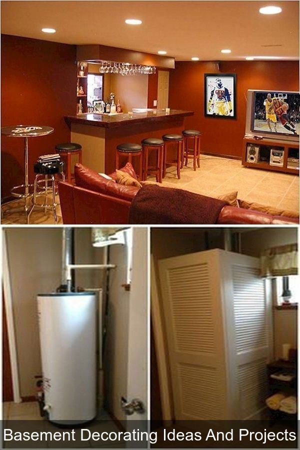Small Great Room Designs: Basement Family Room Ideas