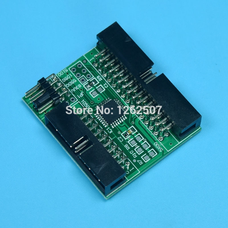 29.88$  Watch here - http://ali82x.shopchina.info/go.php?t=32624827918 - 5000 Decoder For HP 5000 5500 5000pc 5500ps Chip decoder For HP 81 Free shipping 29.88$ #aliexpress