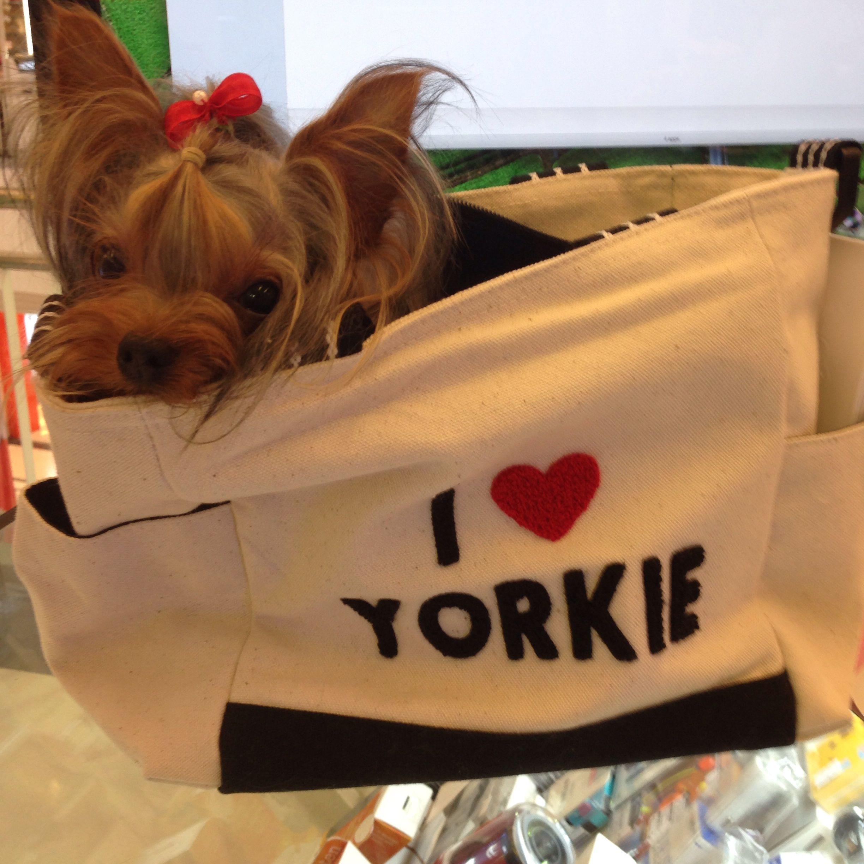 I Love Mu Bag Yorkie Moms Yorkie Terrier Yorkie Puppy