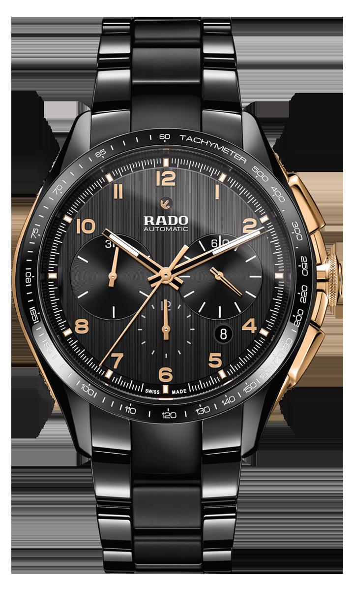 Limited Edition Rado Hyperchrome Automatic Chronograph Watches For Men Chronograph Rado
