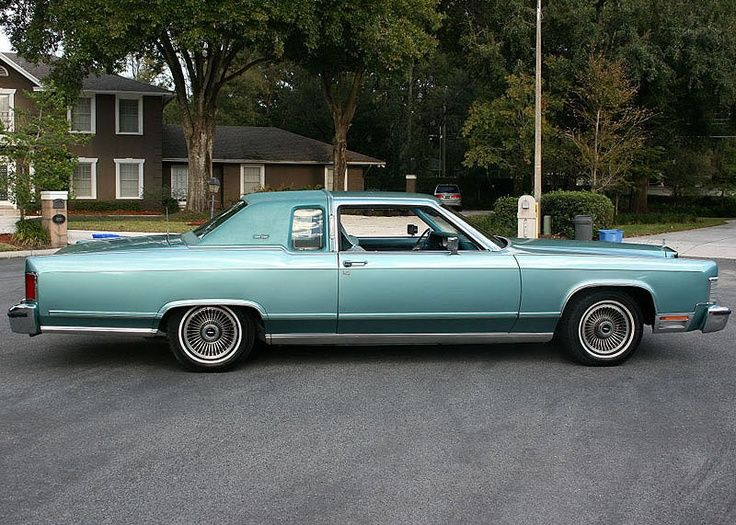 1979 Lincoln Town Coupe 1979 Lincoln Town Car Two Door Whyi