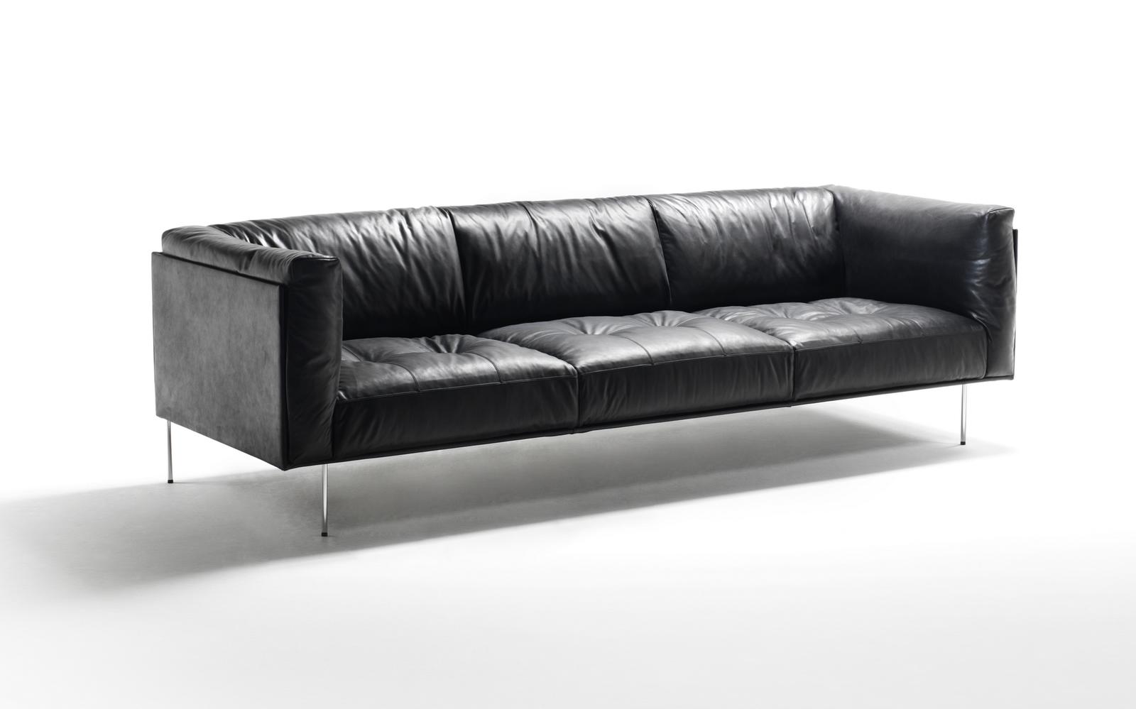 Graye Los Angeles Rod Seating Series From Living Divani In 2020 Italian Sofa Designs Leather Sofa Sofa