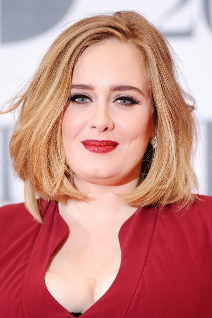 Adele Shows Off Her New Bob Hairstyle On X Factor Brit Awards 2016