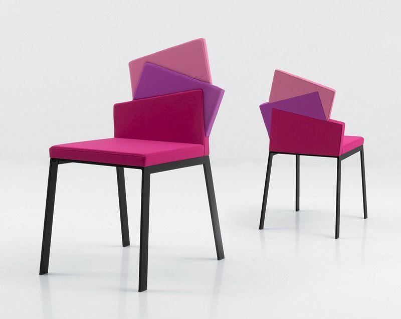 Asymmetrischer Stuhl Casamania Malerei - alitopten.com -