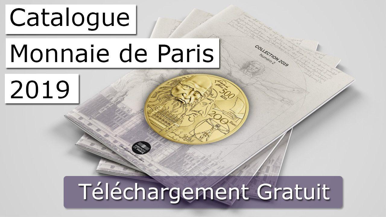 Catalogue Monnaie De Paris 2019 Telechargement Gratuit Monnaie De Paris Telechargement Catalogue