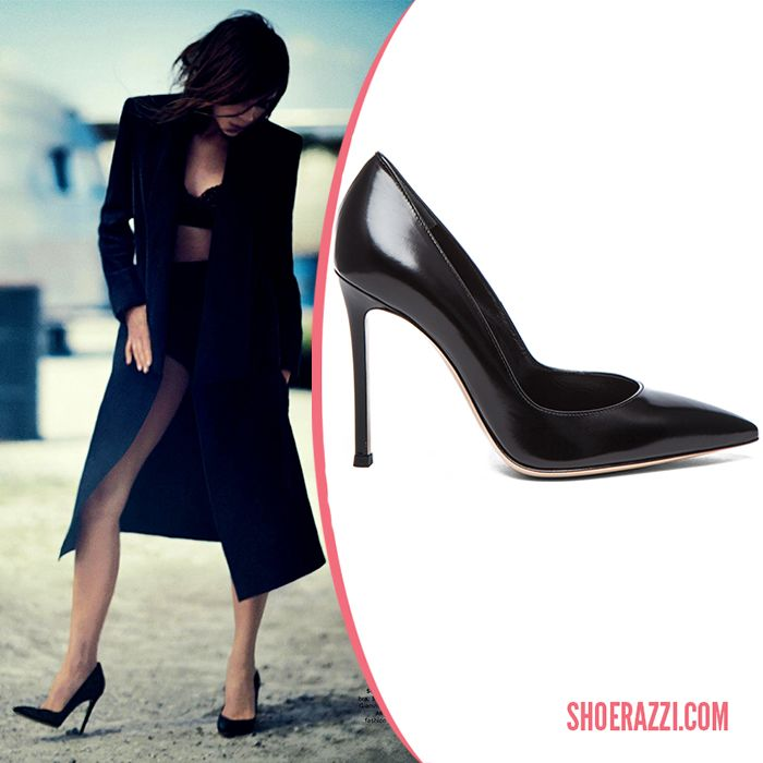 Victoria Beckham Stiletto Leather Pumps Outlet Locations Online Outlet Low Shipping Cheap Sale Footaction Discount Websites BGshrGcjW
