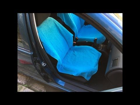 How To Make Car Seat Covers >> How To Make A Car Seat Cover Suitable For Side Airbags