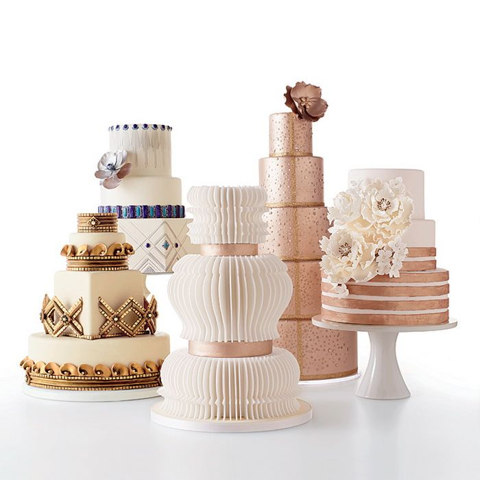 Cake Celebrity Wedding Cakes Designer