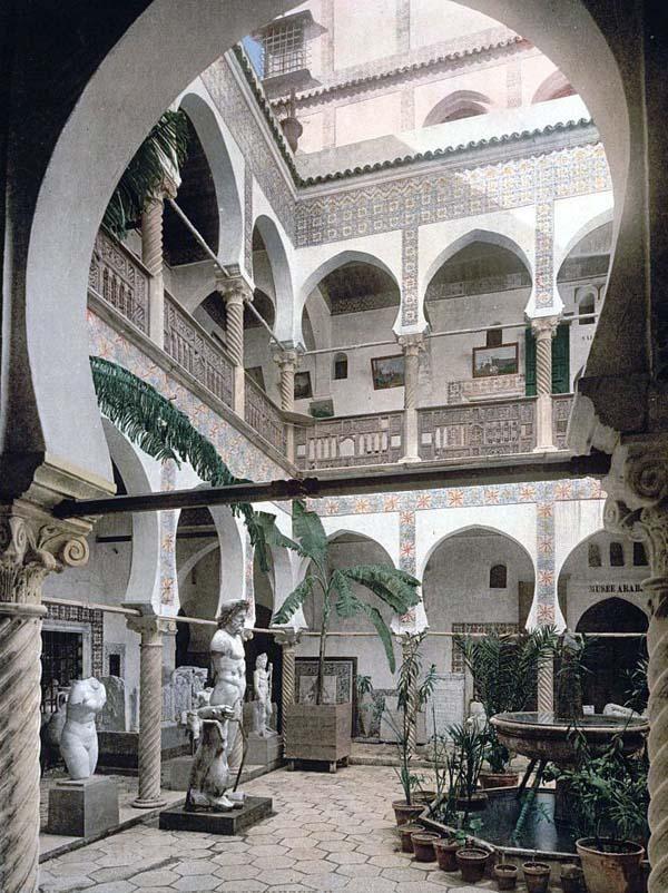 Museum entrance hall, II, Algiers, Algeria hallway ideas