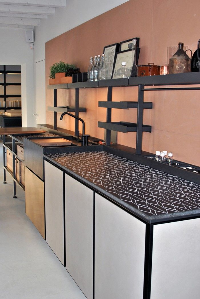 Kitchen of the Week A Modern Kitchen System Inspired by La Dolce - cocinas italianas