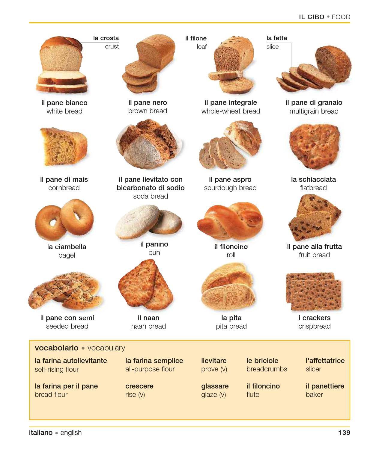 Italian English Visual Bilingual Dictionary