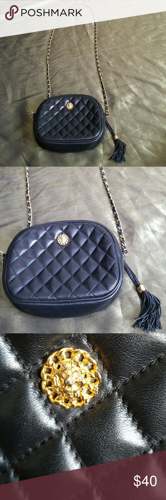 826037aca3448f Fion Handbag Fion bag. Beautiful vintage fion bag. Good leather fion Bags  Crossbody Bags
