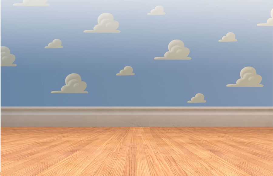 toy story   Andy S BedroomWallpapers. toy story   Wallpaper  illustration   Pinterest   Toy story  Toys