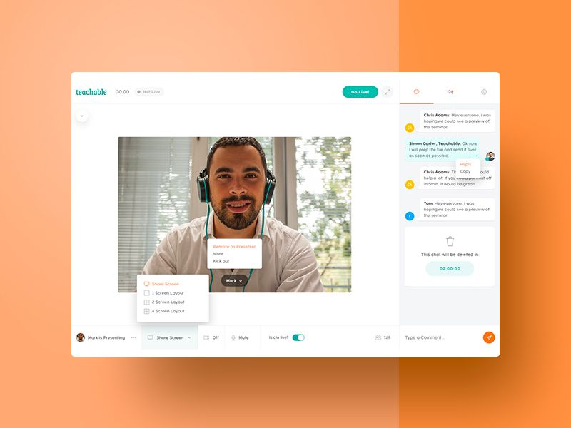 real video chat