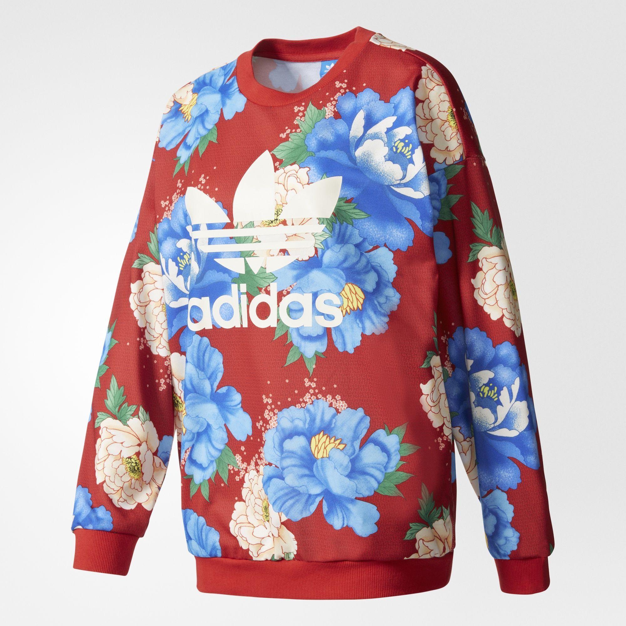 adidas Women's Chita Sweater | Adidas jacket women