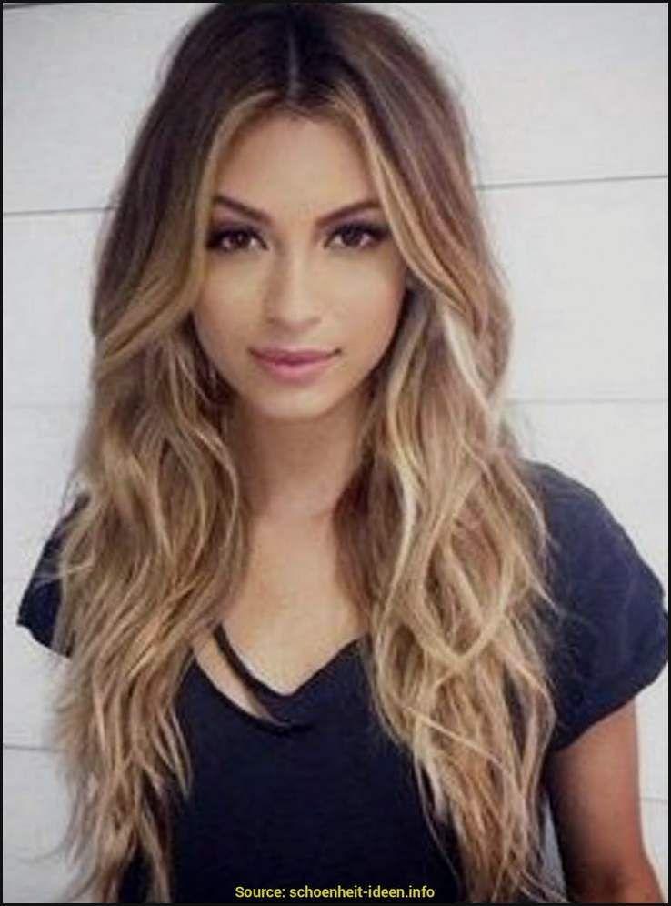 Ideen Lange Braune Haare Mit Blonden Straehnen 20 Atemberaubende