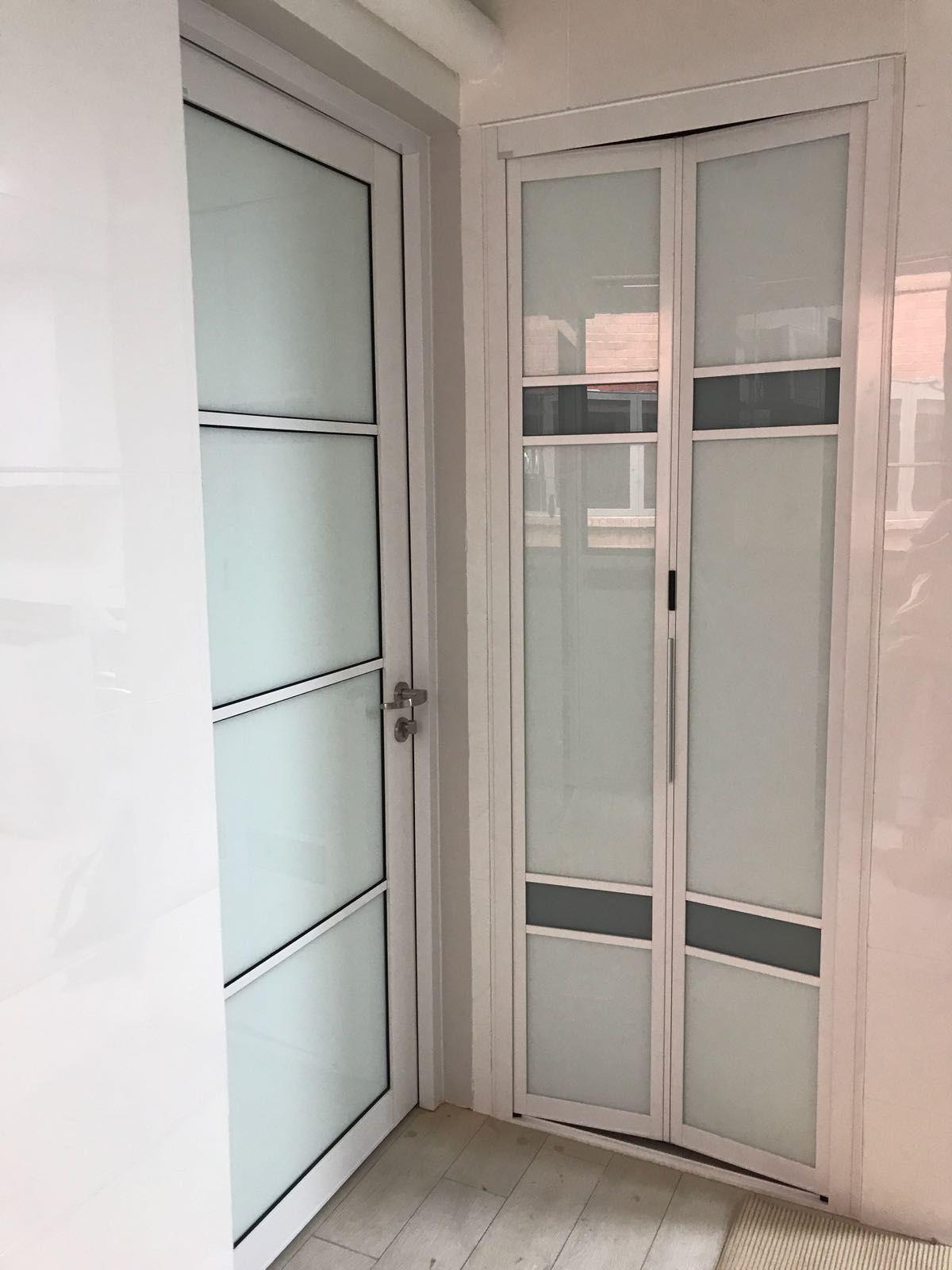 Bathroom And Toilet Bifold Door Glass Bathroom Sliding Bathroom