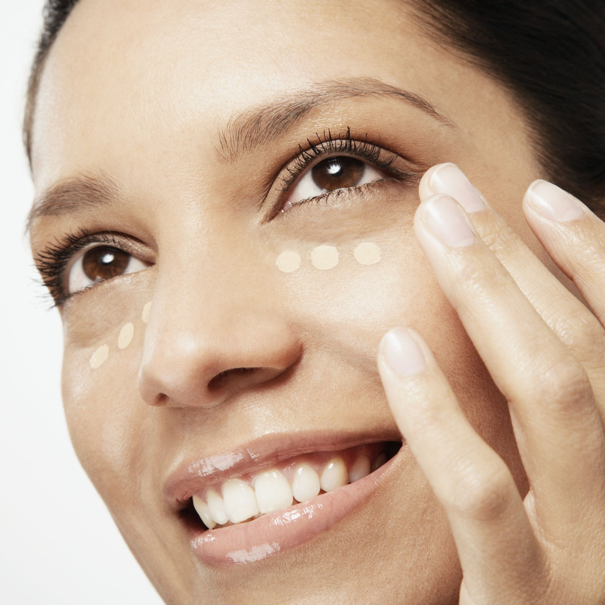 How to Conceal Undereye Circles Concealer, Face makeup