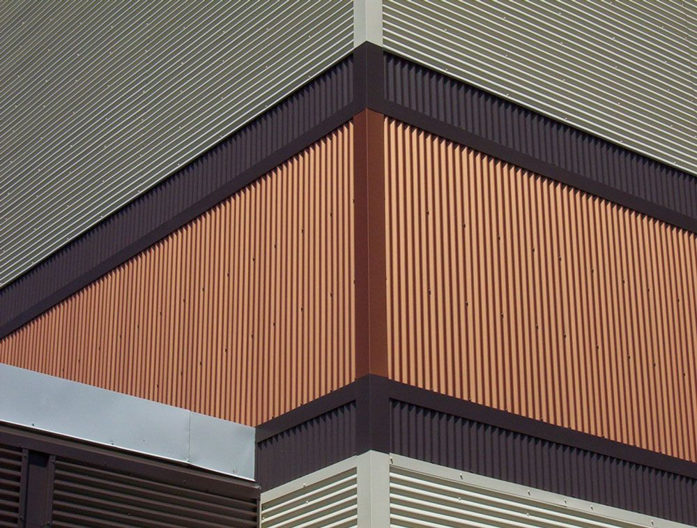 Steel siding and roofing by Roll Form Group. Visit cssbi.ca to ...