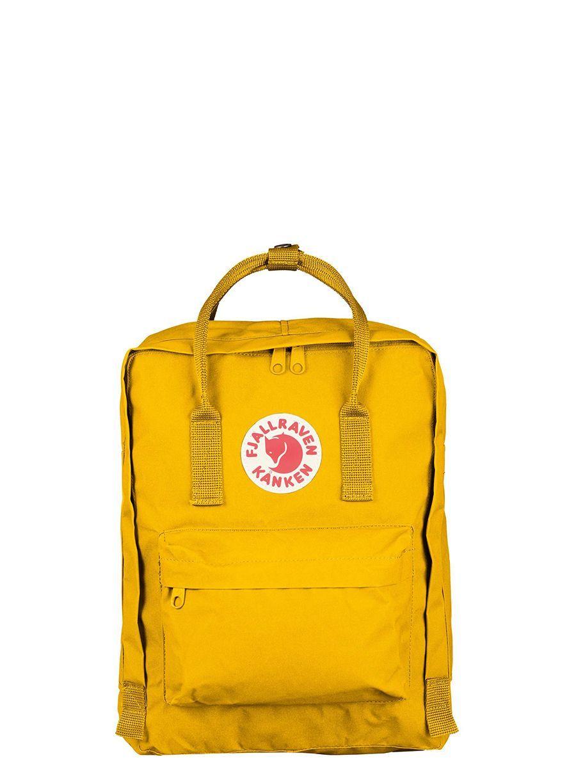 0d50d744eb6e2 Fjallraven Kanken plecak - warm yellow/random | WISH LIST | Kanken ...