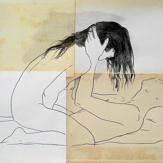 conte 2013 drawing the lovers