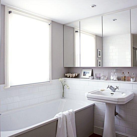 Lovely Victorian Bathroom Mirror Cabinet