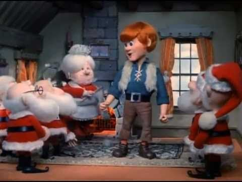 Santa Claus Is Comin To Town Christmas Cartoons Christmas Kindergarten Christmas Classroom