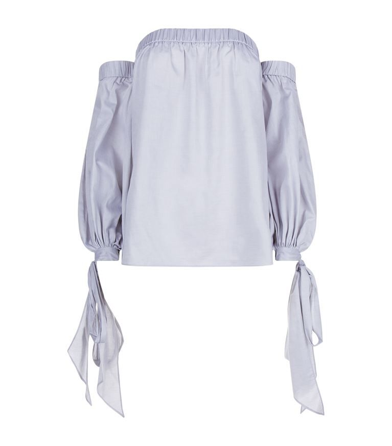 MILLY Womens Alba Top