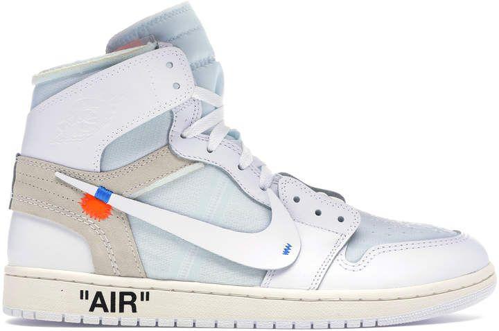 lowest price 04467 ab1ab Jordan 1 Retro High Off-White White  ad
