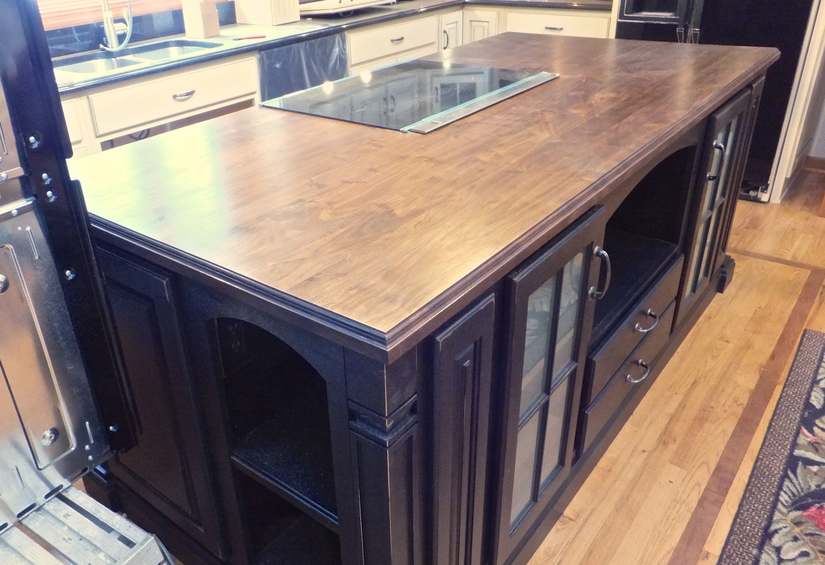 How To Make A Thick Countertop Out Of Thin Wood Diy Countertops