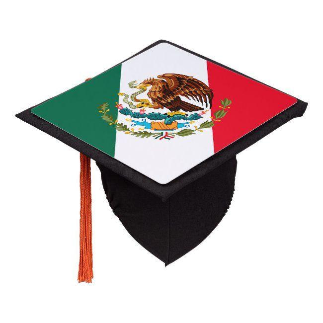 Mexico Graduation Cap Topper | Zazzle.com in 2020 ...