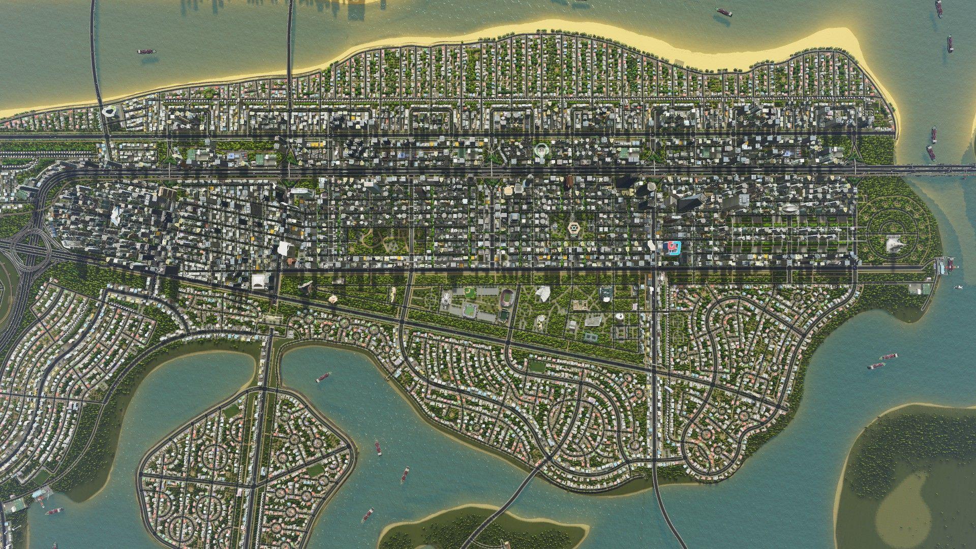 Pin On Cities Skylines