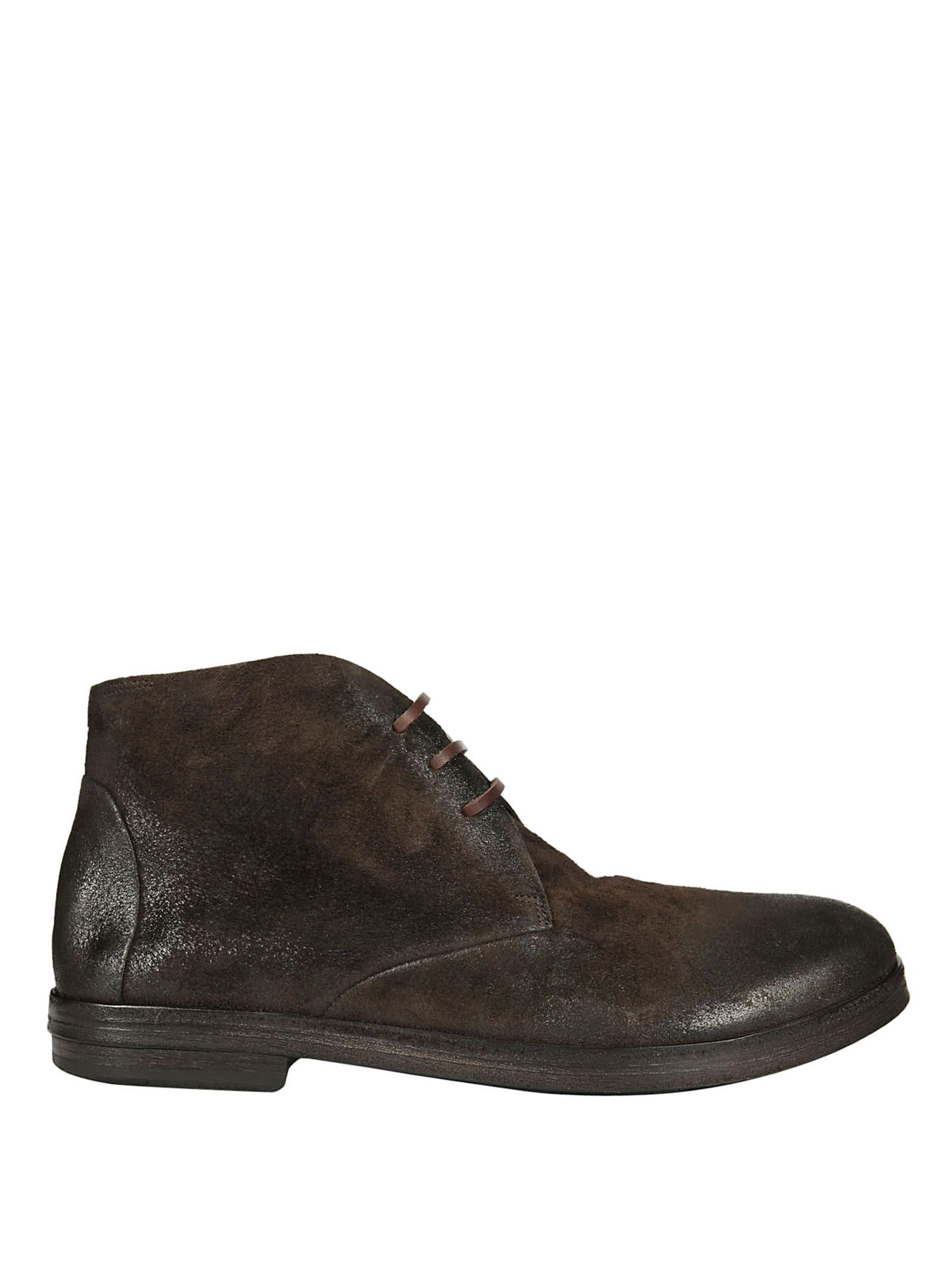 Marsall Desert Boots En Détresse - Brun 7nfMVKalXe